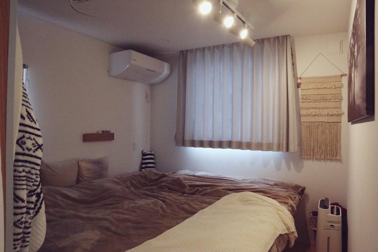 【Web内覧会入居後】寝室の広さは6畳でOK!? – 好きなもの ...